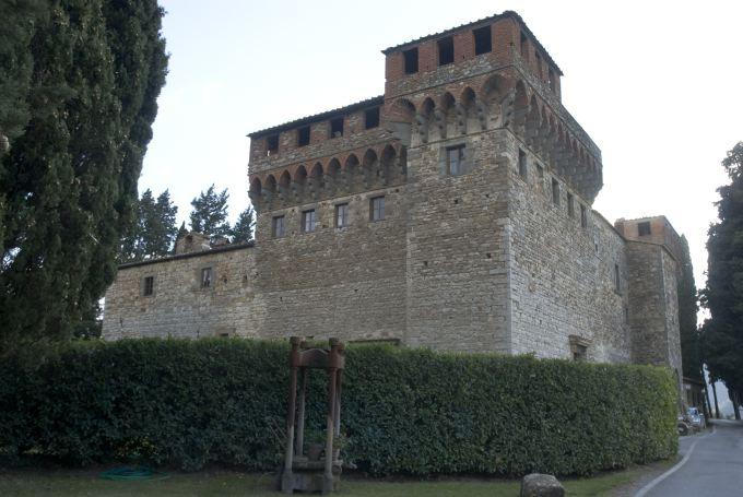 Castello del Trebbio, Pontassieve