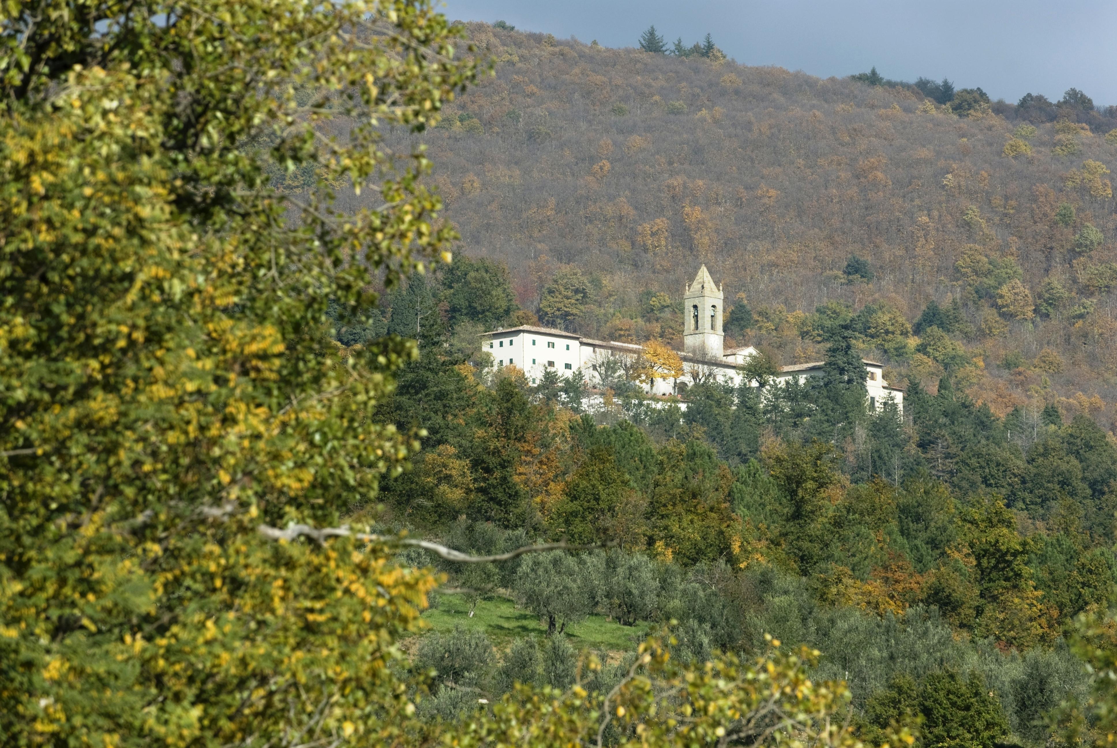 Madonna Delle Grazie Al Sasso Sanctuary