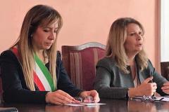 Pontassieve, 20 marzo 2019. Il prefetto Lega incontra i sindaci dell'Unione dei comuni del Valdarno e Valdisieve  per fare il punto della situazione.