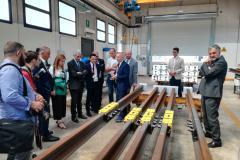 04/06/2018 Officina Nazionale di Pontassieve: 150 anni di eccellenza ingegneristica e ferroviaria