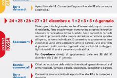 Decreto Legge 172/2020 (Festività natalizie)
