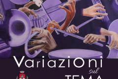 """""""Variazioni sul tema"""" di Mauro Baroncini. 17 novembre - 17 dicembre 2018. Sala delle Eroine, Comune di Pontassieve, Via Tanzini 30"""