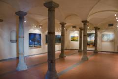 Rodolfo Ceccotti, Alti cieli. Sala delle Colonne del Palazzo Comunale di Pontassieve 12 maggio - 8 luglio 2018
