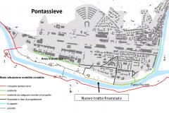 A Pontassieve un finanziamento da 50.000 euro per un nuovo tratto di pista ciclabile tra il Parco Fluviale al Ponte di Rosano