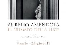Aurelio Amendola, Il primato della luce. Pontassieve