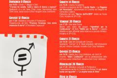 Marzo è donna. A Pontassieve per  tutto il mese di marzo 2020 una serie di iniziative per raccontare l'universo femminile