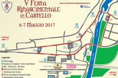 V Festa Rinascimentale in Castello. Pontassieve, 6 e 7 maggio 2017