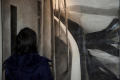Nicoletta Gemignani - I luoghi del silenzio. Pontassieve, Sala delle colonne, ingresso gratuito 9 dicembre 2017 - 25 febbraio 2018