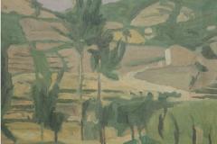 Giorgio Morandi, Paesaggio a Grizzana. Pontassieve, Sala delle Colonne, 6 aprile - 30 giugno 2019