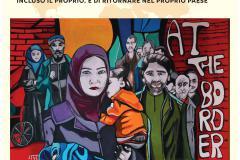 """Alla frontiera (at the border)"""" di Valentina Ragnini"""