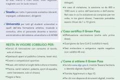 Dal 1 settembre il Green pass serve anche per scuole e trasporti