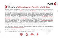 INVITO. Passeggiate Metropolitane. Sabato 23 marzo 2019. Itinerario 4: Valdarno superiore fiorentino e val di sieve – Treno + Bus