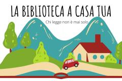 Prestito a domicilio #biblioponte. Da lunedì 2 novembre 2020 riparte l'iniziativa chi legge non è mai solo