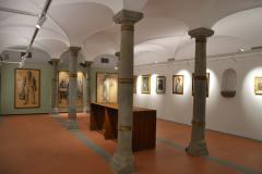 Ottone Rosai - Comune di Pontassieve, Sala delleColonne, via Tanzini 32