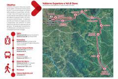 Passeggiate Metropolitane. Sabato 23 marzo 2019. Itinerario 4: Valdarno superiore fiorentino e val di sieve – Treno + Bus