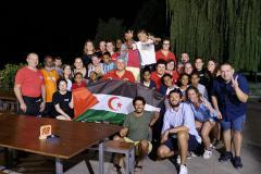 Saharawi ospiti del territorio