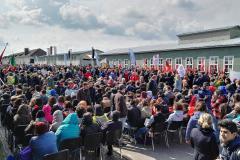 Viaggio della Memoria 2016. Campo di concentramento di Mauthausen