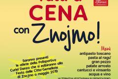 Dal 23 al 25 aprile 2019 visita della delegazione del comune gemellato di Znojmo
