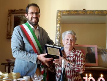 I 100 anni di Bianchina Carducci. 23 settembre 2017
