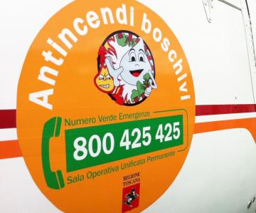 Incendi, dal 1 luglio 2021 vietato accendere fuochi in tutta la Toscana