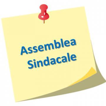 Risultati immagini per assemblea sindacale