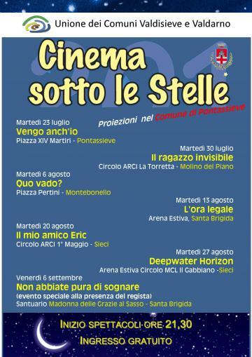 cinema stelle 2019