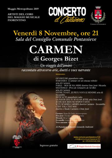 concerto autunno