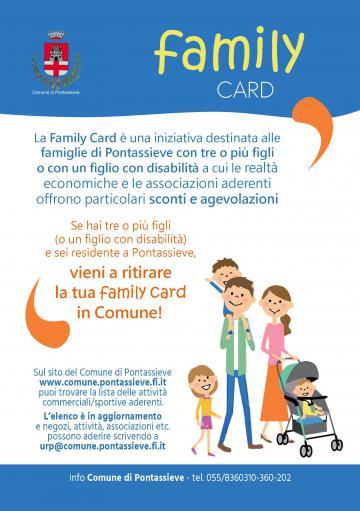 Family Card 2020