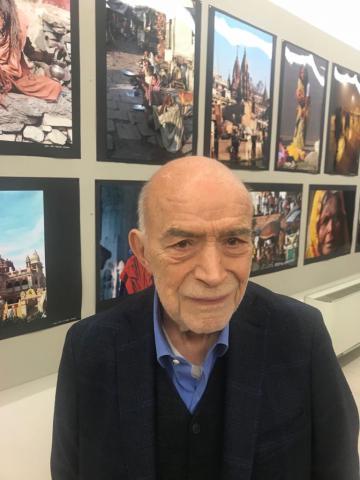 Pontassieve, Eugenio Geo Bruschi