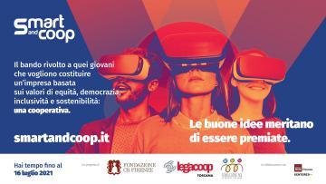 2021 - IV edizione del bando Smart and Coop