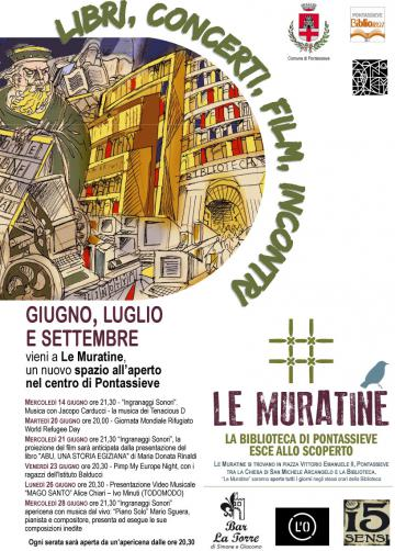 Le Muratine. Giugno 2017