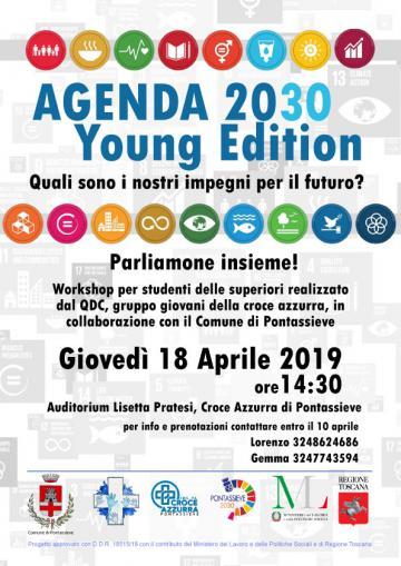 18 aprile 2018 - AGENDA 2030: YoungEdition. Quali sono i nostri impegni per il futuro?