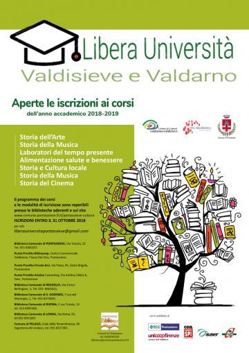 Libera Università. Locandina