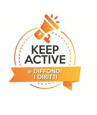 Logo keep active