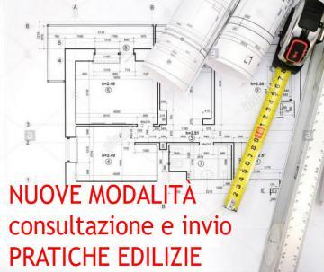 Nuove modalita consultazione pratiche edilizie ambiente urbanistica