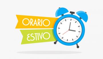 Variazioni orario delle aperture degli uffici nel periodo estivo