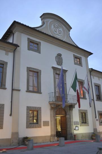 Palazzo Comunale, Comune di Pontassieve