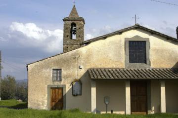 Pontassieve. La Chiesa di Sant'Andrea a Doccia