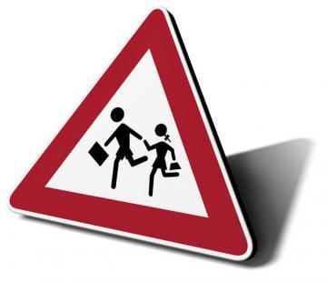 Pontassieve, segnale scuola