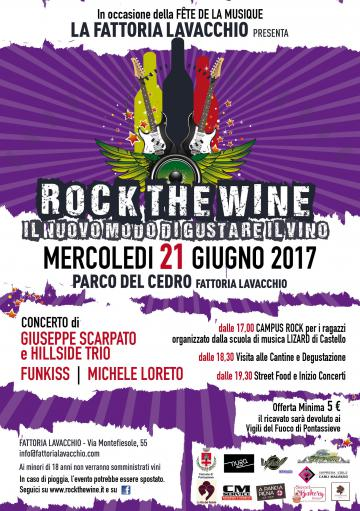 Rock the Wine 2017