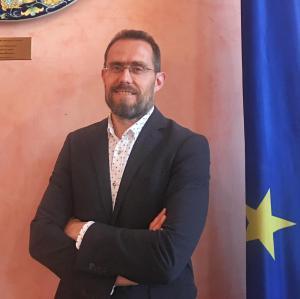 Filippo Pratesi, assessore del Comune di Pontassieve