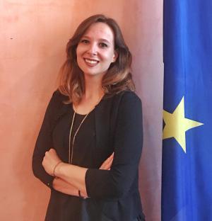 Giulia Borgheresi, assessore del Comune di Pontassieve