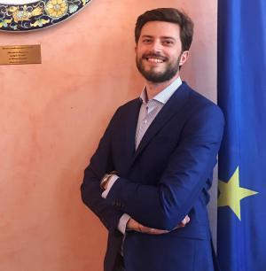 Jacopo Bencini, assessore del Comune di Pontassieve