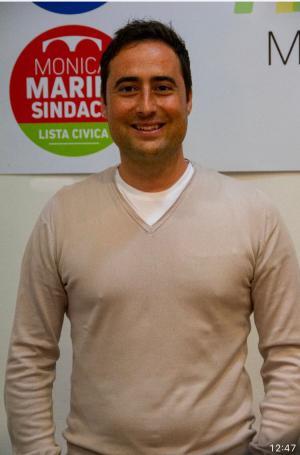 Mattia Canestri. Pontassieve, mandato amministrativo 2019 - 2024