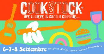 Pontassieve Cookstock. 6 - 8 settembre 2019