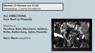 Pontassieve, 23/10/2018 ore 21:00. I solisti del ContemporArtEnsemble sul palco del Cinema Accademia