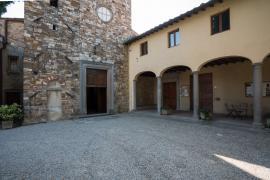 Pieve di San Giovanni a Rèmole via Aretina, 50065 Sieci, Pontassieve FI