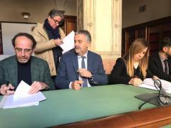 4 dicembre 2017 protocollo d'intesa per L'adeguamento e la riqualificazione infrastrutturale delle linee Faentina e Valdisieve