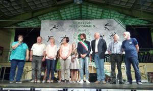 Pontassieve ospite del comune gemellato di Griesheim 2016