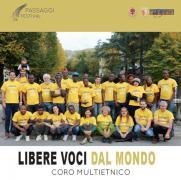 Pontassieve. Coro delle Libere Voci dal Mondo. 10 dicembre 2018